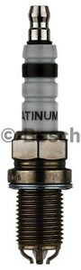 4 New 6743 Spark Plugs-OE Fine Wire Platinum Bosch FGR7DQP+ Free US Shipping