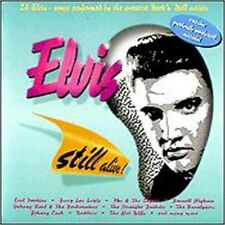 Elvis Still Alive Volume 1 CD Tribute to the King Rock and Roll Rockabilly NEW