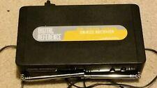 Audio Technica Atw-701 Wireless Bodypak Microphone System Includes Atw-R700