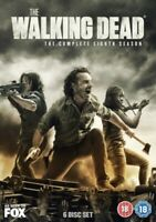 Nuevo The Walking Dead Temporada 8 DVD (U087326DSP01)
