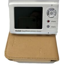 """Kodak Easyshare Picture Viewer 2.5"""" Color LCD Display No Cords (Not Tested) Used"""