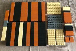 Lego Duplo Steine,braun,schwarz, Burg,Zoo,Konvolut