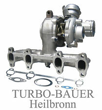 Turbolader 751851-0003 VW Audi Seat Skoda 1.9TDI 1896 ccm 105 PS 77kW
