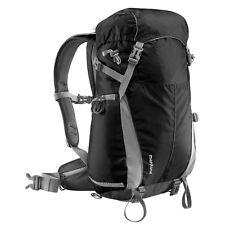 Mantona Elements Outdoor Rucksack inkl. Fototasche 2in1 schwarz ! Fotorucksack