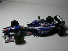 1/18 F1 WILLIAMS 1997 - JACQUES VILLENEUVE WORLD CHAMPION TOBACCO LIVERY