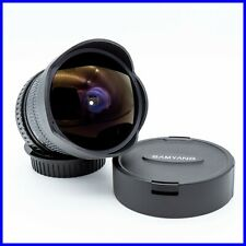 SAMYANG 8mm f3.5 FISH EYE canon eos mirrorless sony olympus fujifilm panasonic