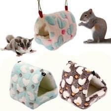 Hammock Nest Ferret Rabbit Guinea Pig Rat Hamster Mice Warmer Toy House a K7Z4