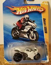 Hot Wheels 2010 New Model Series DUCATI 1098R Motorcycle Diecast!NMC Free Ship