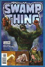 SWAMP THING # 4 (4th series)  DC 2004 (vf) John Constantine
