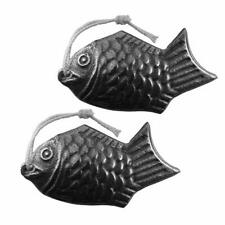 Lisol's Mind Cooking Tool to Add Safe Iron to Food, 2 Pack Iron Fish