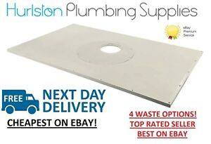 CHEAPEST **ALL SIZES** Impey Level-Dec Easyfit Wetroom Formers inc Vinyl Waste
