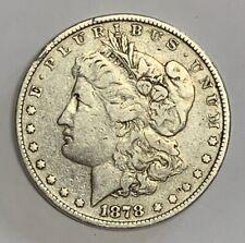1878 Morgan Dollar Top 100 Vam Variety VAM 117 Tripled Star Closed O Fine