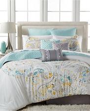 Baltic Linens Bedding Sahar 10 Piece KING Comforter Set Bedding $360 F1270