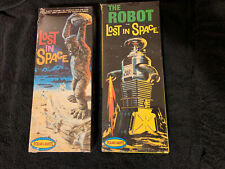 Lost in Space Polar Lights The Robot & Cyclops Monster Sealed 1997