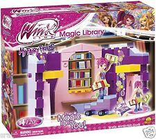 COBI jouets Winx Club Magic bibliothèque WINX Jouets-Blocs de construction set 120 pcs BNIB