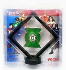 Foco Diztracto Spinnerz Green Lantern Ring Collectible w Floating Display Case!