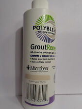 Polyblend Grout Renew All-in-One Colorant & Sealer 8oz - Antique White #10