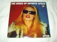 LP 12 inch Record Album - The Kings of Infinite Space Queenie