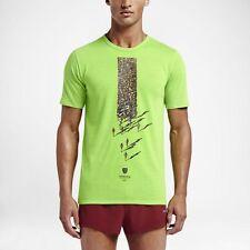 Nike Gyakusou Encubierto ejecutar en reversa Correr Camiseta Para Hombres Talla M NIKELAB fcrb