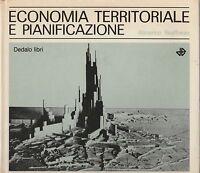 Almerico Realfonzo Economia Territoriale e Pianificazione Dedalo 1975-L4662