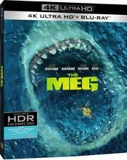 The Meg (4K Ultra HD + Blu-Ray + Digital)