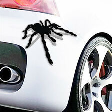 3D Cartoon Car Stickers Spider Waterproof Automobile Decoration Decals -R