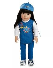 "Adora Play Doll Lily Girl Scout Daisy 18"" Vinyl Doll & Outfit Chrisma Brand"