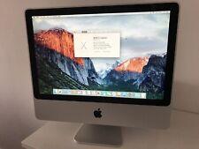 Apple iMac (20-inch, Early 2008) 2.4GHz, 3GB, 640GB HDD + Original Box