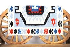 MadcoW WESTERN 100% MERINO MOHAIR WOOL SHOW HORSE SADDLE PAD RUG BLANKET
