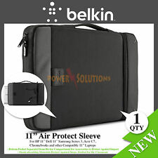 Belkin Air Protect Netbook Carry Sleeve Handle  for 11'' Chromebook Dell Acer HP