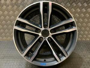 GENUINE BMW 3 SERIES F30 STYLE 704 8.5J X 19 REAR ALLOY WHEEL RIM 8043651