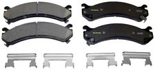 For Cadillac CTS Chevy Express GMC Savana Front Ceramic Brake Pads Monroe CX784A