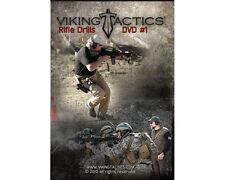 VTAC Viking Tactics - Rifle Drills DVD volume1 featuring Kyle Lamb - VTAC-DVD-1