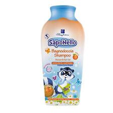Paglieri Saponello Shower Gel & Shampoo Kids Pesca 400 ML