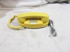 Lovely Yellow Princess 2702 Western Electric - Works!