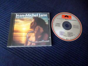 CD Jean-Michel Jarre Musik Aus Zeit Und Raum W-Germany Oxygene Equinoxe Magnetic