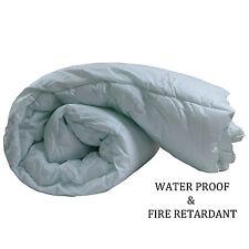 Green Tint FIRE RETARDANT DUVET / QUILT WATERPROOF BS7175 Source 5