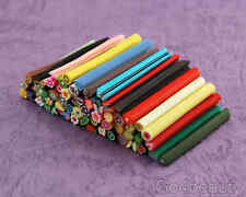 60 Pcs Fimo Rods Mega Set - For Nail Art
