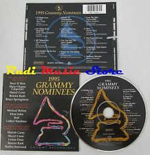 CD 1995 GRAMMY NOMINEES BARBRA STREISAND CELINE DION CAREY no mc lp dvd (C14)