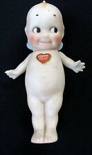 Antique Bisque KEWPIE DOLL Paper Label & Marked Japan 1913 Movable Arms