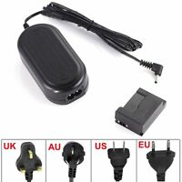 ACK-DC50 AC Power Adapter DR-50 Couple for Canon PowerShot G10 G11 G12 SX Series