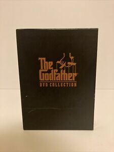 The Godfather DVD Collection (5 DVD's, Paramount)