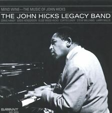JOHN HICKS LEGACY BAND / MIND WINE[CD]