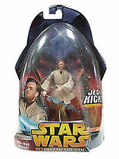 Hasbro Star Wars Revenge of the Sith Obi-Wan Kenobi Jedi Kick Action Figure