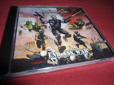 SPEEDRUSH Endless War CD TANKARD KREATOR DESTRUCTION SODOM OVERKILL