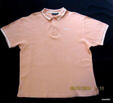 Sean John Peach White Top Shirt Men Boys Urban Wear  XL 20