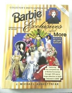 Collector's Encyclopedia of Barbie Doll Exclusive Reference Hardback Book
