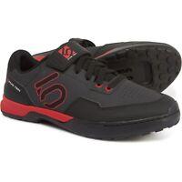 Five Ten 5.10 Shoe Kestrel Lace SPD Mens Mountain Bike Shoe Carbon/Red Size 9.5