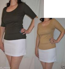 Marks and Spencer Waist Length Singlepack T-Shirts for Women