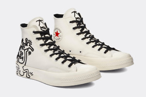Converse Chuck 70 High Keith Haring Men's Women's High White Sneaker 171858C-281